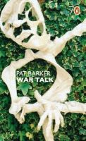 Pat Barker - War Talk - 9780141023113 - KHS1036603