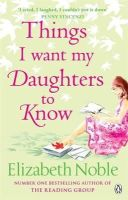 - Things I Want My Daughters to Know - 9780141030012 - KRF0037231