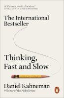 Daniel Kahneman - Thinking, Fast and Slow - 9780141033570 - 9780141033570