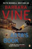 Vine, Barbara - Asta's Book - 9780141040455 - KSS0003198