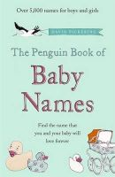 Pickering, David - The Penguin Book of Baby Names - 9780141040851 - KKD0006795