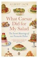 Jack, Albert - What Caesar Did for My Salad - 9780141043449 - V9780141043449