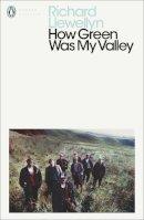 Llewellyn, Richard - How Green Was My Valley - 9780141185859 - V9780141185859