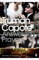 Capote, Truman - Answered Prayers - 9780141185934 - V9780141185934