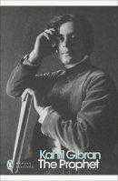 Gibran, Kahlil - The Prophet - 9780141187013 - KRA0008456