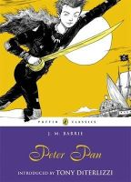 J.M. Barrie - Peter Pan (Puffin Classics) - 9780141322575 - V9780141322575