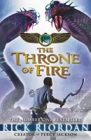 Riordan, Rick - The Kane Chronicles: The Throne of Fire - 9780141335674 - 9780141335674