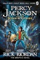 Riordan, Rick - Percy Jackson and the Titan's Curse: The Graphic Novel - 9780141338262 - 9780141338262