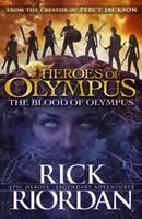 Riordan, Rick - The Blood of Olympus: Heroes of Olympus Book 5 - 9780141339245 - 9780141339245