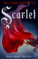 Marissa Meyer - Lunar Chronicles: Scarlet - 9780141340234 - V9780141340234