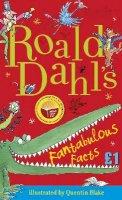 Dahl, Roald - Roald Dahl's Fantabulous Facts - 9780141342306 - KSG0023676