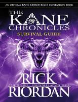 Riordan, Rick - Kane Chronicles: Survival Guide - 9780141344799 - V9780141344799