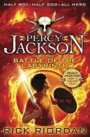 Riordan, Rick - Percy Jackson and the Battle of the Labyrinth - 9780141346830 - 9780141346830
