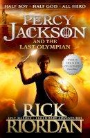 Riordan, Rick - Percy Jackson and the Last Olympian - 9780141346885 - 9780141346885
