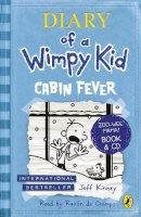 Kinney, Jeff - Diary of a Wimpy Kid Cabin Fever Bk & CD - 9780141348551 - V9780141348551