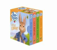 Potter, Beatrix - Peter Rabbit Animation: Little Library - 9780141349046 - V9780141349046