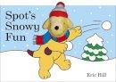 - Spot's Snowy Fun Finger Puppet Book - 9780141352244 - 9780141352244