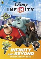 aa vv - Disney Infinity: Infinity and Beyond Sticker Activity Book - 9780141353319 - KRC0002120