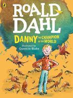 Dahl, Roald - Danny, the Champion of the World (colour edition) - 9780141357874 - V9780141357874
