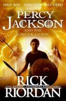 Riordan, Rick - Percy Jackson and the Greek Gods - 9780141358680 - 9780141358680
