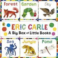 Carle, Eric - The World of Eric Carle: Big Box of Little Books - 9780141359458 - V9780141359458