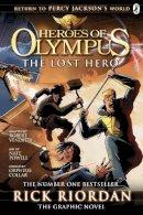 Riordan, Rick - Heroes of Olympus: The Lost Hero: The Graphic Novel - 9780141359984 - V9780141359984