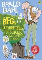 Dahl, Roald - The BFGs Gloriumptious Sticker Activity Book - 9780141361529 - V9780141361529