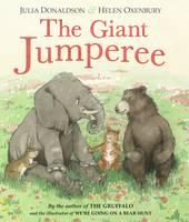 Donaldson, Julia - The Giant Jumperee - 9780141363820 - V9780141363820