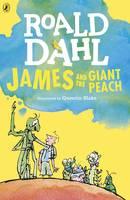 Dahl, Roald - James and the Giant Peach - 9780141365459 - V9780141365459