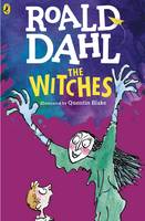 Dahl, Roald - The Witches - 9780141365473 - 9780141365473