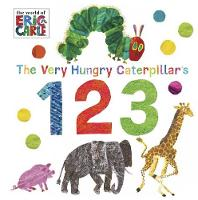 Carle, Eric - The Very Hungry Caterpillar's 123 - 9780141367941 - V9780141367941