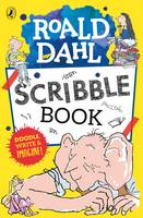 Dahl, Roald - Roald Dahl Scribble Book - 9780141368245 - V9780141368245