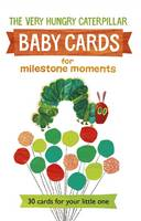 Carle, Eric - Very Hungry Caterpillar Baby Cards for Milestone Moments - 9780141368818 - V9780141368818