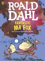 Dahl, Roald - Fantastic Mr Fox. Der fantastische Mister Fox, englische Ausgabe - 9780141369280 - V9780141369280