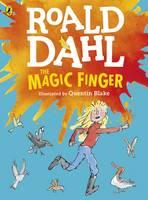 Dahl, Roald - The Magic Finger (Colour Edn) (Dahl Colour Editions) - 9780141369310 - V9780141369310