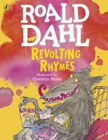 Dahl, Roald - Revolting Rhymes - 9780141369327 - V9780141369327