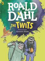 Dahl, Roald - The Twits - 9780141369341 - V9780141369341