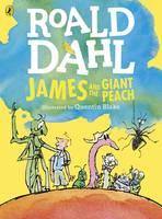 Dahl, Roald - James and the Giant Peach - 9780141369358 - V9780141369358
