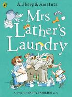 Ahlberg, Allan - Mrs Lather's Laundry (Happy Families) - 9780141369952 - V9780141369952
