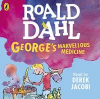 Dahl, Roald - George's Marvellous Medicine - 9780141370330 - V9780141370330