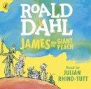 Dahl, Roald - James and the Giant Peach - 9780141370347 - V9780141370347