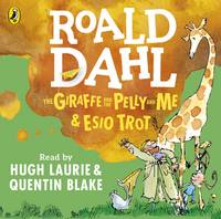 Dahl, Roald - The Giraffe and the Pelly and Me & Esio Trot - 9780141370415 - V9780141370415