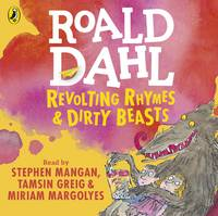 Dahl, Roald - Revolting Rhymes and Dirty Beasts - 9780141370439 - V9780141370439