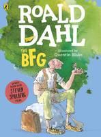 Dahl, Roald - The Big Friendly Giant - 9780141371146 - V9780141371146