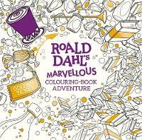 Dahl, Roald - Roald Dahl's Marvellous Colouring-Book Adventure (Colouring Books) - 9780141373546 - V9780141373546
