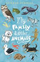 Durrell, Gerald - My Family and Other Animals (A Puffin Book) - 9780141374109 - V9780141374109