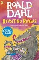 Dahl, Roald - Revolting Rhymes - 9780141374123 - KTG0016116