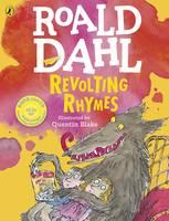 Dahl, Roald - Revolting Rhymes - 9780141374239 - V9780141374239
