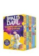 Dahl, Roald - Roald Dahl's Scrumdiddlyumptious Story Collection - 9780141374246 - V9780141374246