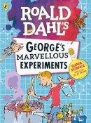 - Roald Dahl: George's Marvellous Experiments - 9780141375946 - 9780141375946